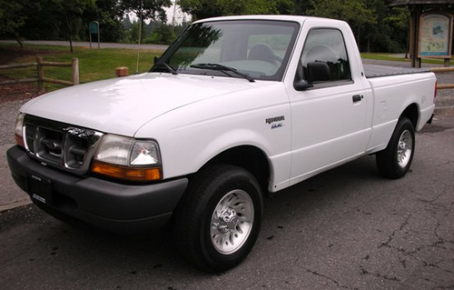 1999 Ford Ranger Electric For Sale On Albuquerque Craigslist Greg