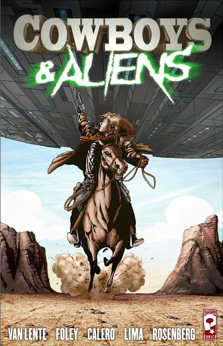 Filmed In New Mexico: Cowboys & Aliens