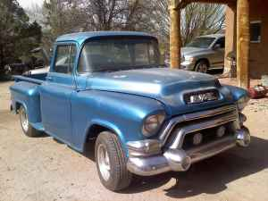 Albuquerque Craigslist Trucks: 1964 Ford F100, 1955 GMC