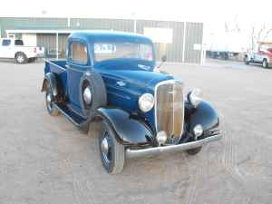 1936 Chevy Pickup