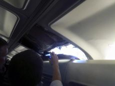 Southwest Flight 812 Photo