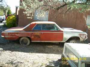 1964 Olds f85 project car - $3000