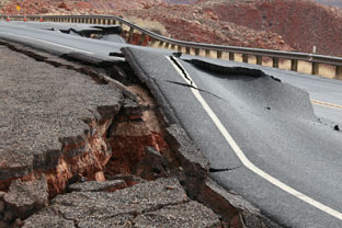 US89 In Arizona Closed Due To Geological Event