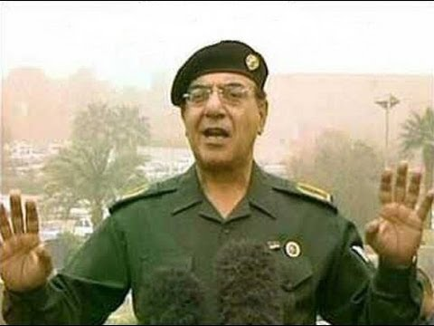 Nothing To See Here - Baghdad Bob