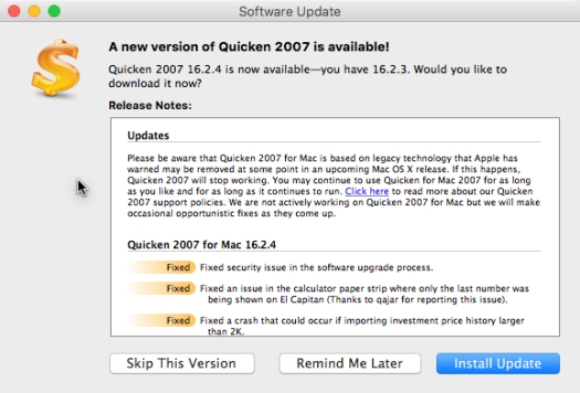 Quicken 2007ScreenSnapz001